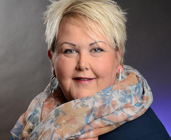 Leder i NLLF, Heidi Rosander