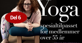 Yogaskolen 6 kursdag. Siste før ferien